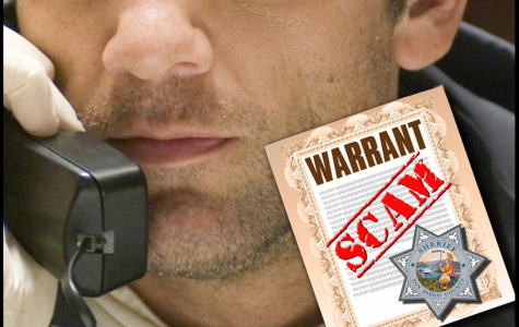 Warrant scam returns