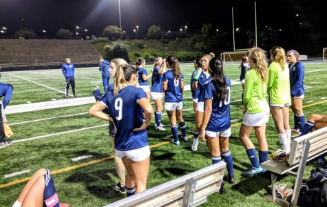 Female Soccer Mesa Olympians endure bruising 0-2 home loss in battle with Southwestern