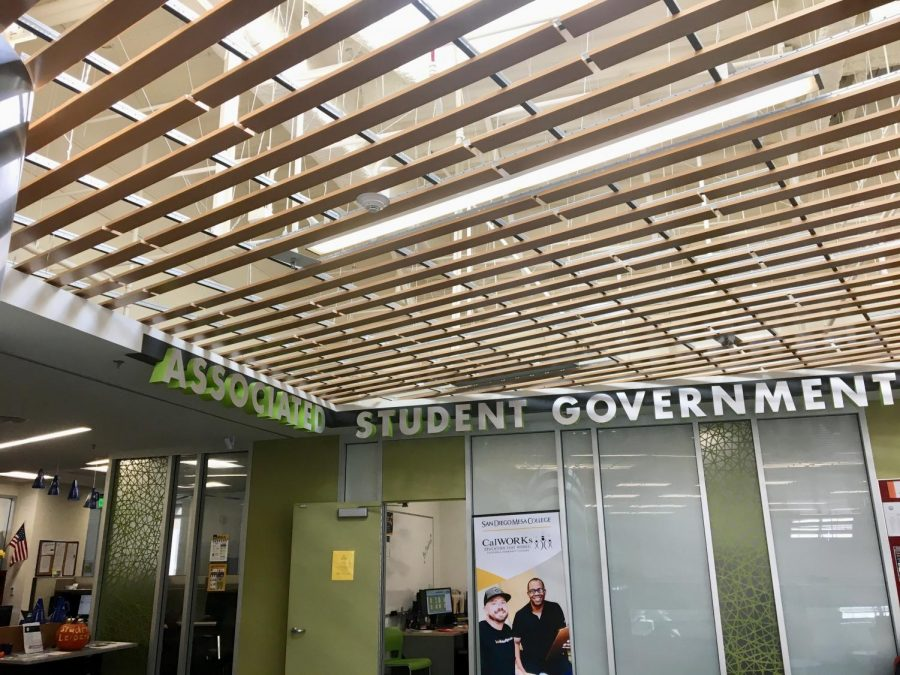 Associated+Student+Government+office+shines+as+a+place+for+meetings%2C+student+interactions%2C+and+assistance.