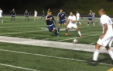 Men's soccer seizes its first home victory for the season
