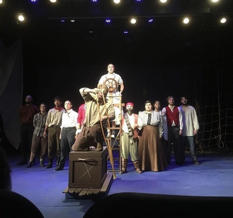 'Peter and the Starcatcher' got the audience's attention with their outstanding performance