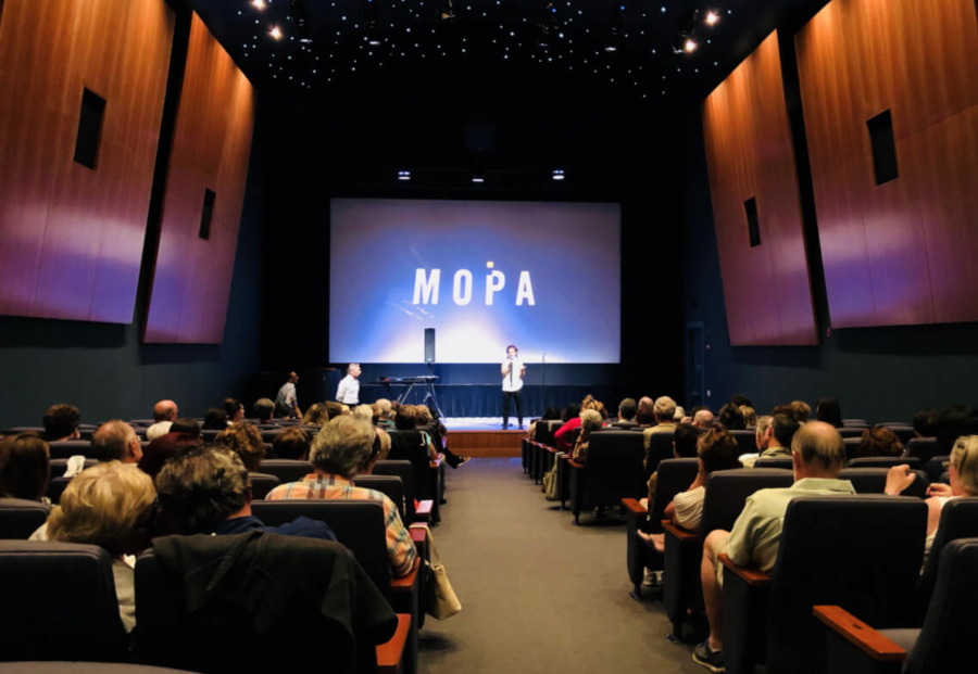 The San Diego Italian Film Festival will be showing movies until Oct. 12 at the MOPA