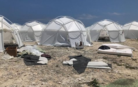 Fyre Festival: the event that went up in figurative flames