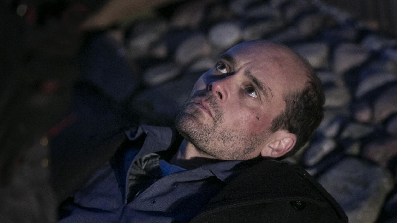 Arne (Davi Dencik), the main protagonist, gazes at an intimidating Nazi officer. Photo Credits: SDJC.org