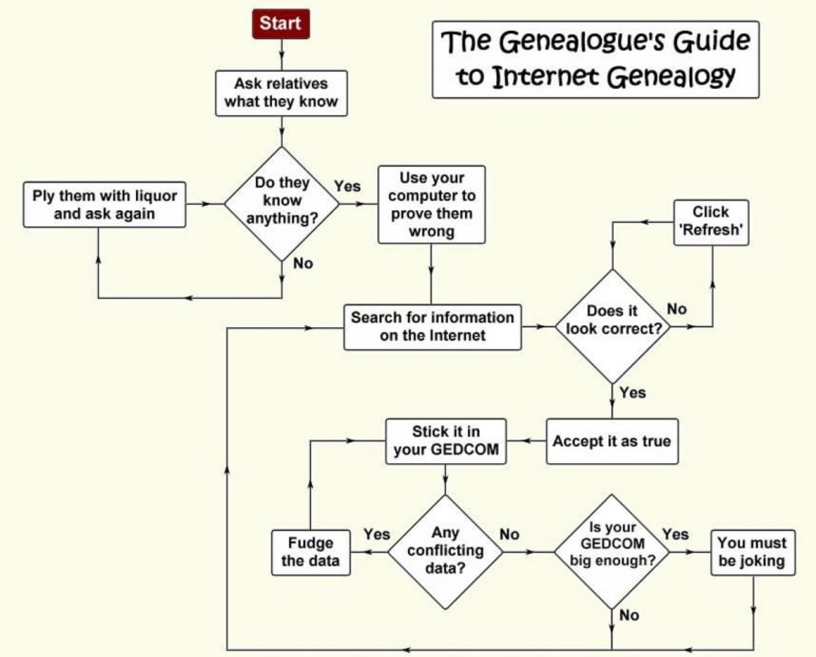A guide to internet genealogy by FamilyTreeDNA.
