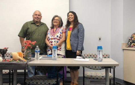Reaffirming of identity through Danza Azteca