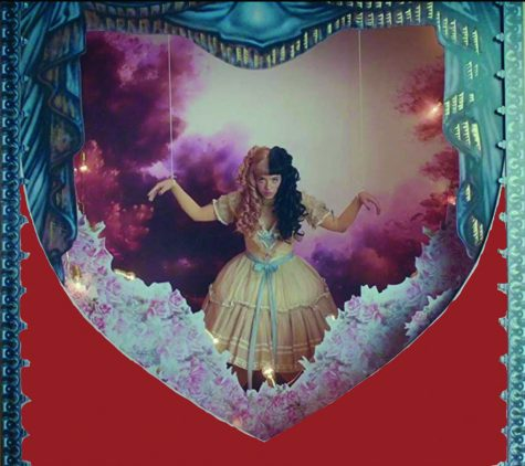 "Melanie Martinez portrays the character Crybaby and showcases her musical piece ""Show and Tell"" in the highly anticipated film ""K-12."""