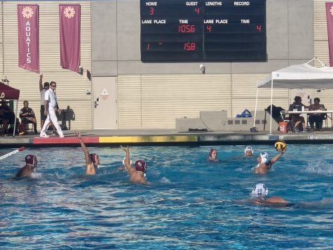 Mesa College Men's Water Polo Making Headway
