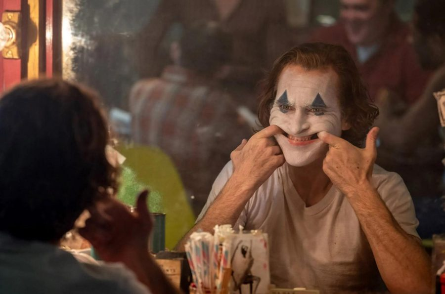 Joaquin Phoenix portrays the most sinister Joker yet.