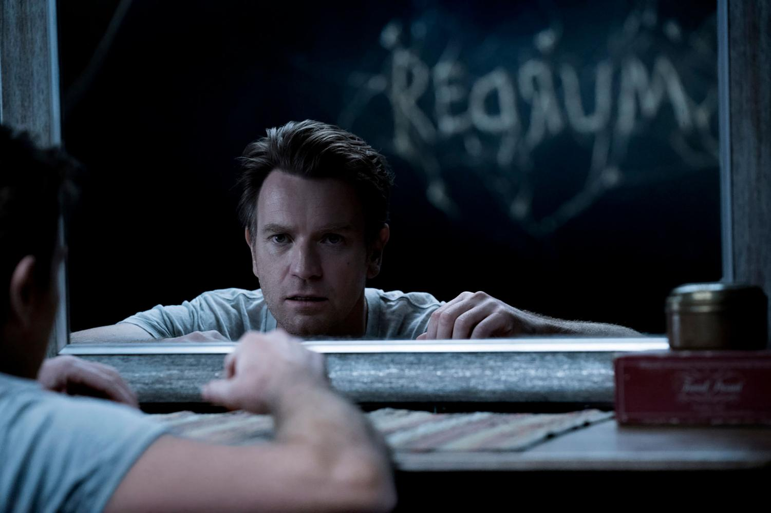 Ewan McGregor unlocks demons of the past in