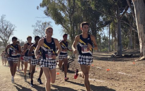 Mesa cross country defends PCAC title