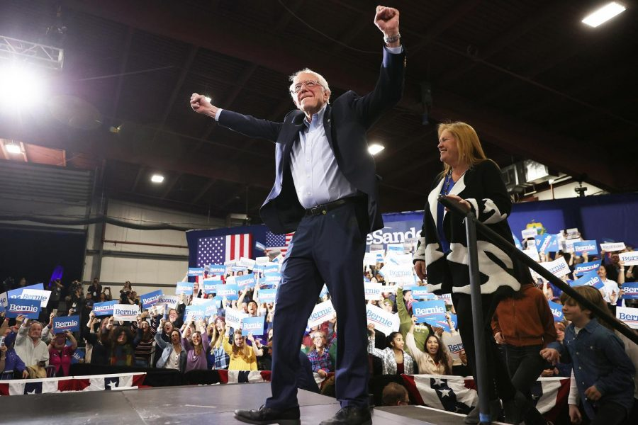 Bernie%27s+campaign+has+suspended%2C+but+his+movement+continues.+Photo+Credit%3A+MCT+Campus