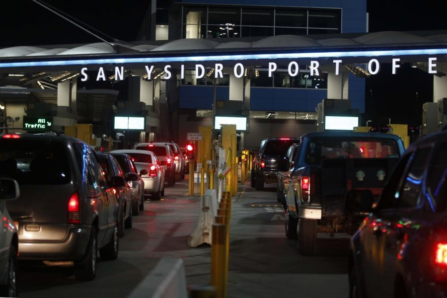 Customs and Border Patrol has momentarily excluded all non-essential travelers from crossing the Mexico-U.S. border due to COVID-19.  Photo Credit: MCT Campus.