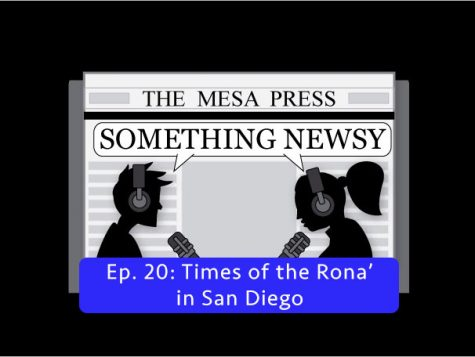 Something Newsy Ep. 20 - Times of the Rona in San Diego