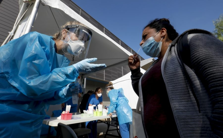 San Diego County has administered a reported 1,132,501 COVID-19 tests.