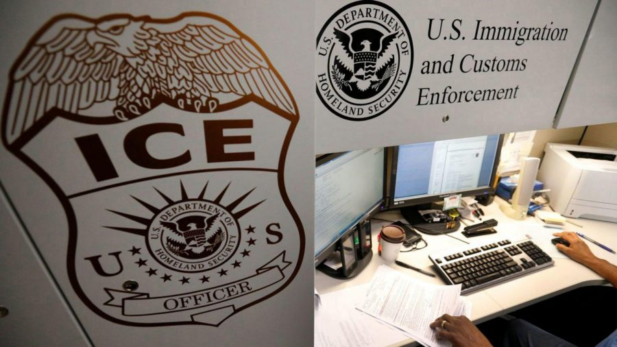 ICE has been known to be a department rife with human rights complaints. Photo credit: Allen J. Schaber