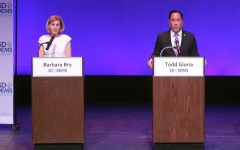 Mayoral debate creates friction between two candidates on city budget issues