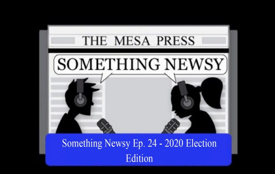 Something Newsy Ep. 24 2020 Election Edition