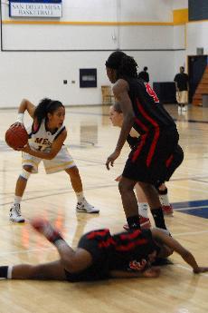 Womens Basketball falls to Palomar
